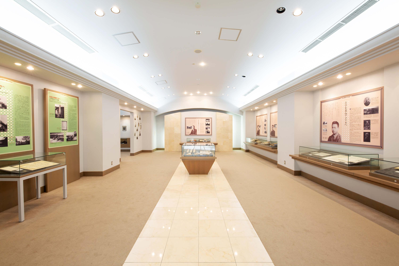 第一展示室の写真
